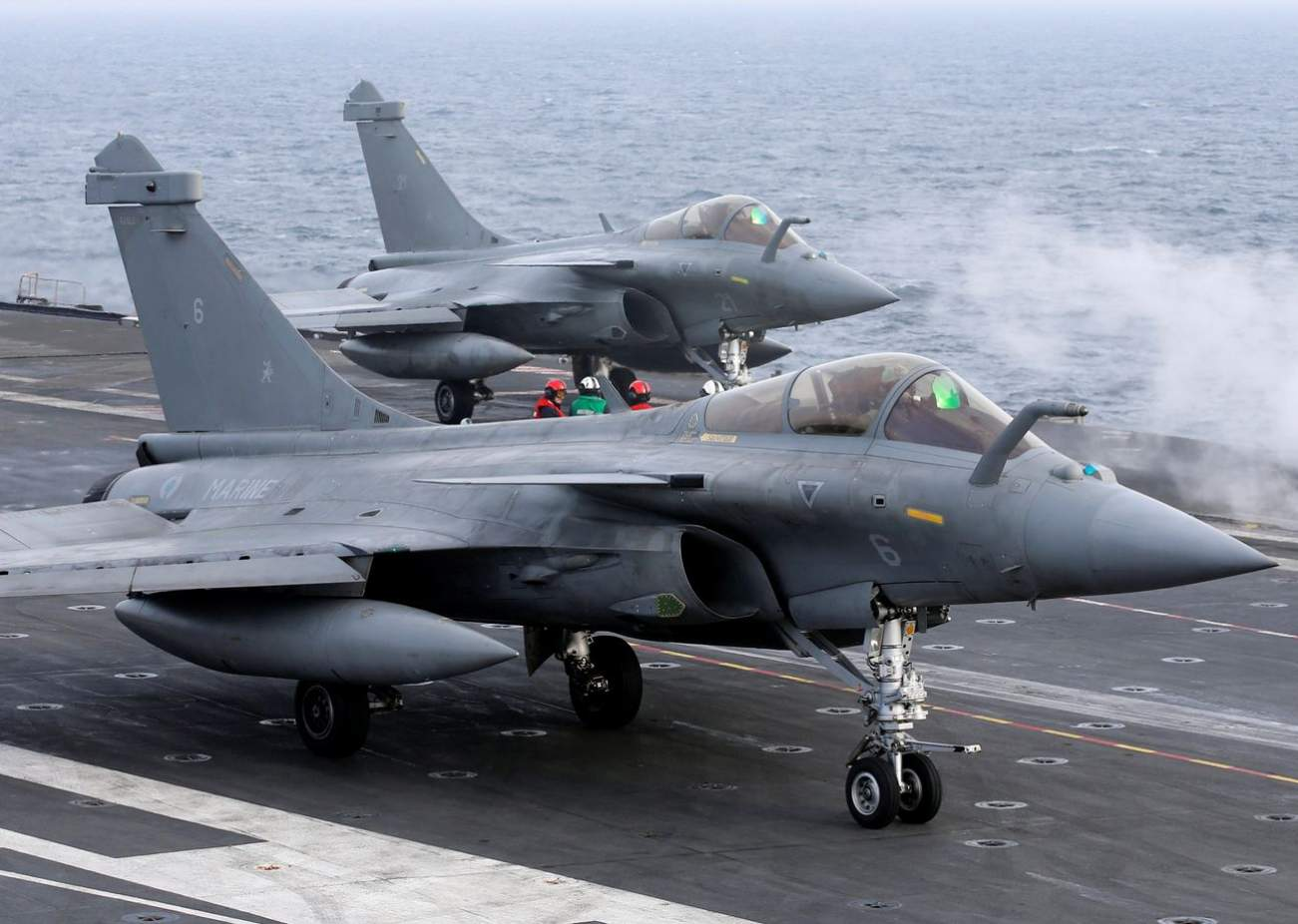 France Is Getting a New Rafale Fighter Jet (But It Won't Be An F-35)