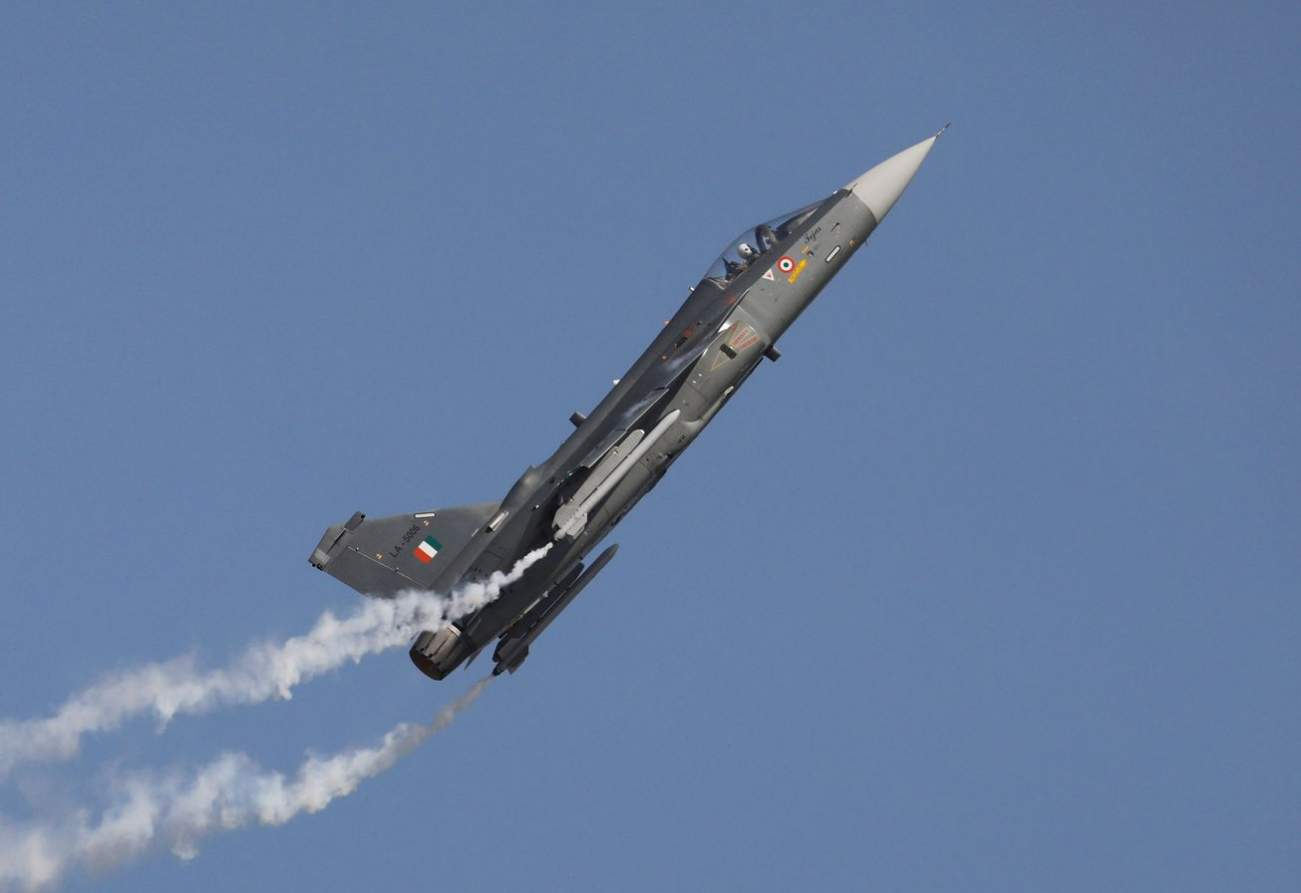 Why India's Domestically-Made Tejas Fighter Jets May Be In Trouble