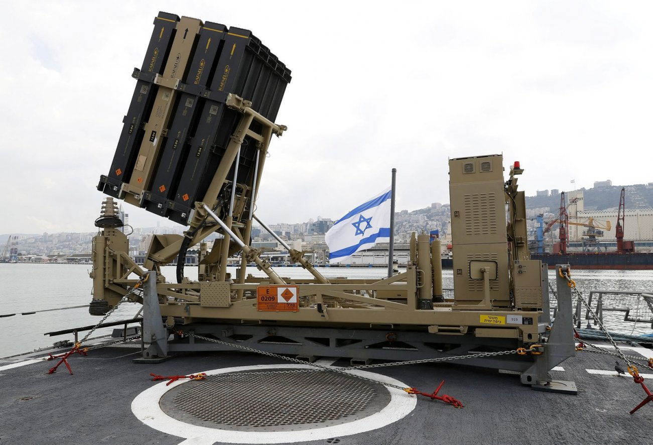 America Will Build Israel's Iron Dome Missile Defense System