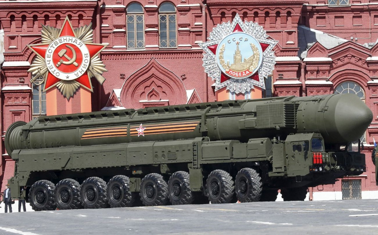 Want to Start a Nuclear War? Send a Missile (Any Missile), Towards Russia.