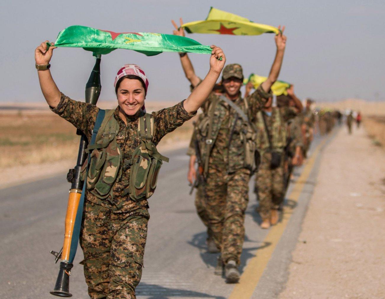 Communist ISIS Antifa: Homeland Security's Confused Pursuit of Pro-Kurdish Americans