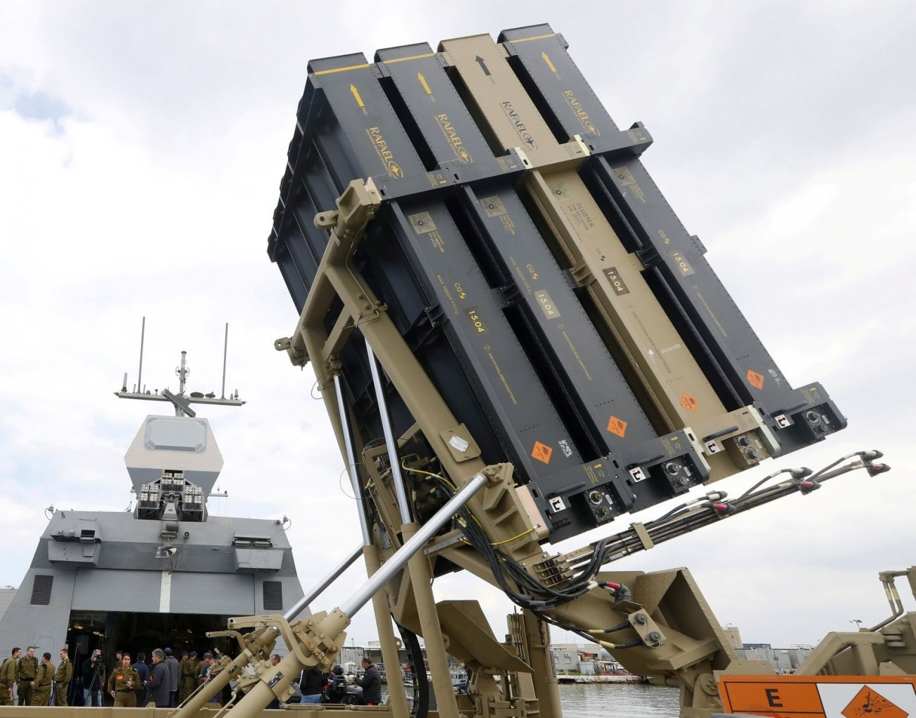 Yes, the U.S. Army Is Getting Its Own Iron Dome Defense System