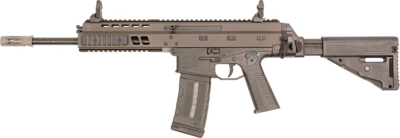 B&T APC556: The Best Rifle for Police or the Military?