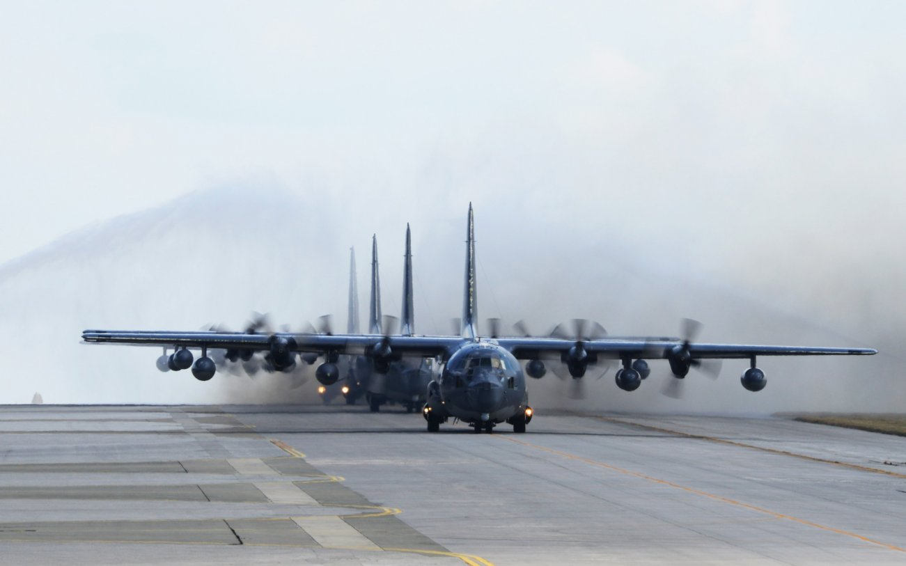 The U.S. Air Force Is Building an Air Base Deep in the Western Pacific. Why?