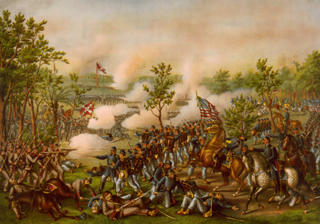 If the Civil War Had a Different Ending | The National Interest