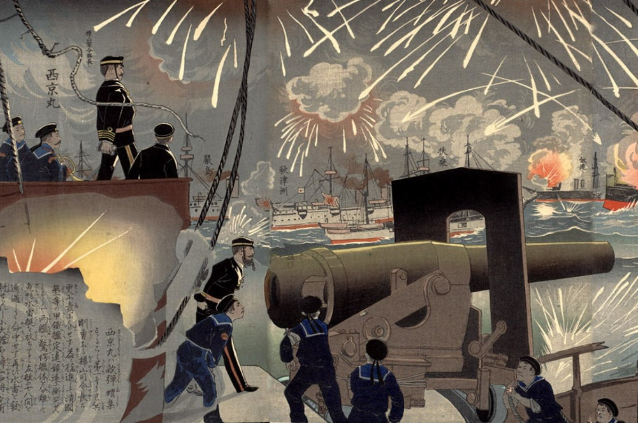 The Chinese Navy Will Never Get Over Losing The First Sino-Japanese War