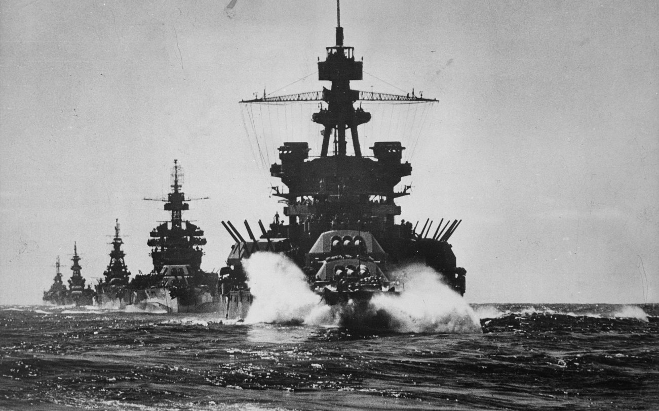 The Five Most Epic Battleship Showdowns of All Time