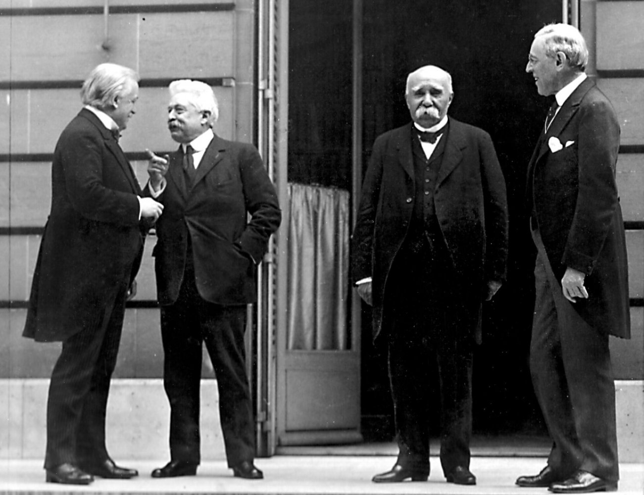 The Peace Deal That Ended World War I Was Completely Racist