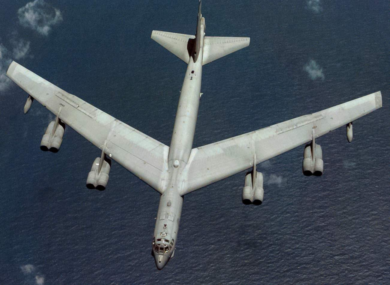 Rather Than Retiring, The Storied B-52 Is Getting Upgraded. Here's Why