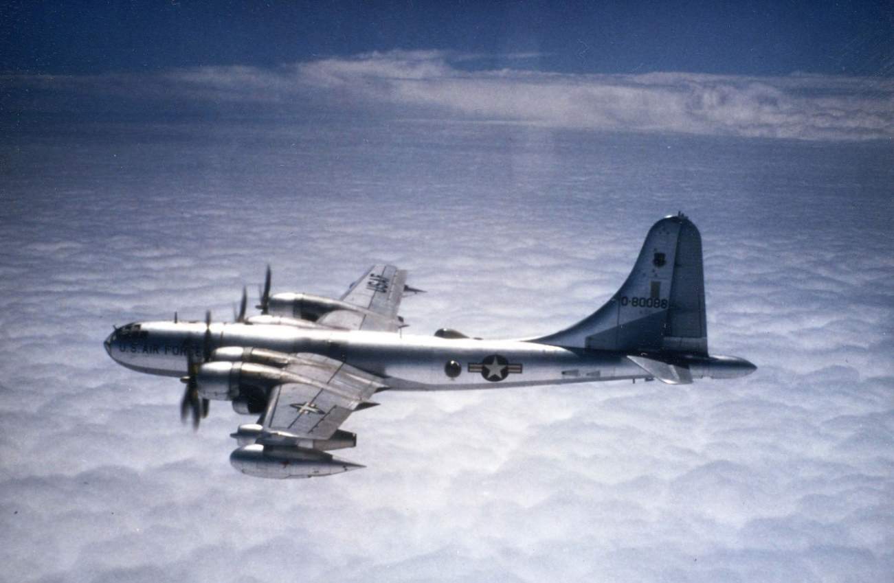 This Is Why The Air Force Never Gave Up On Its World War II B-50 Bomber