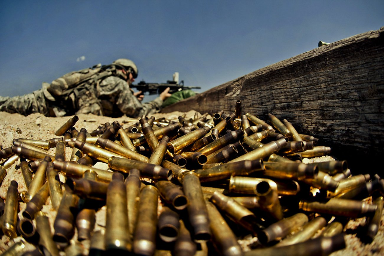 Russian Expert: The U.S. Can't Afford New 6.8-mm Rifle Ammo