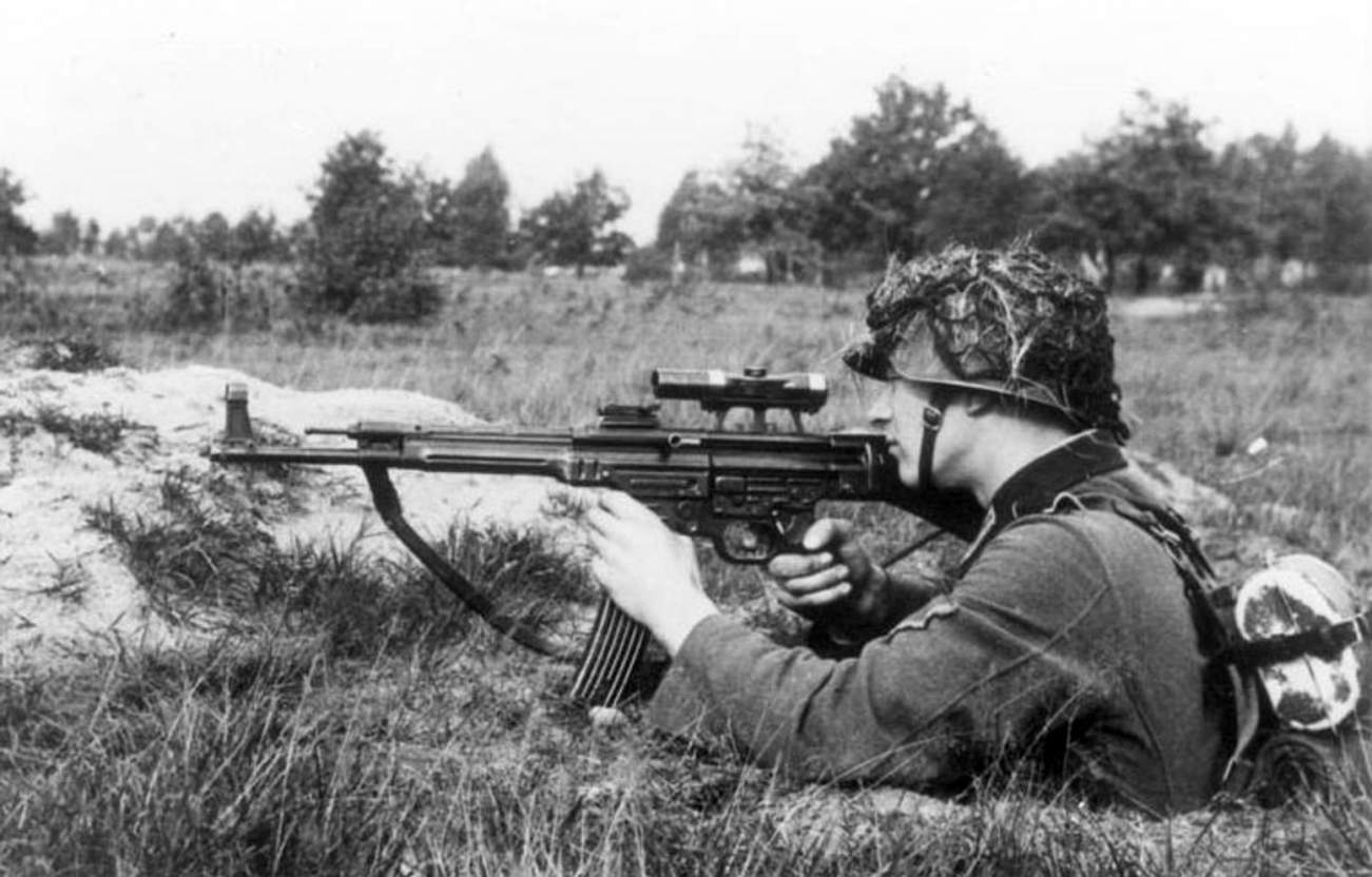 History Lesson: Meet the Nazi Gun That Inspired the M4 Carbine and AK-47