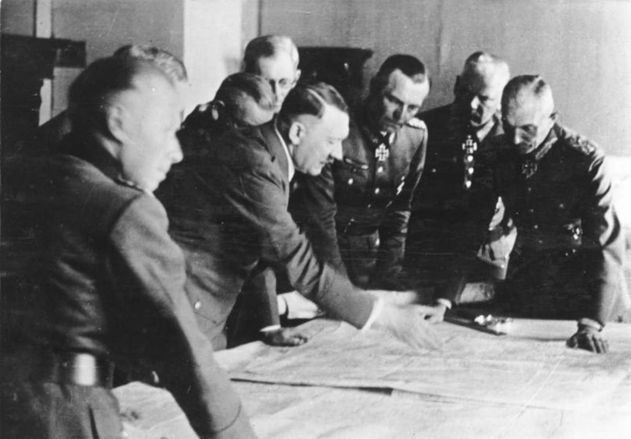 Hitler's Hatred Of Russia Transformed Moscow Into a Superpower