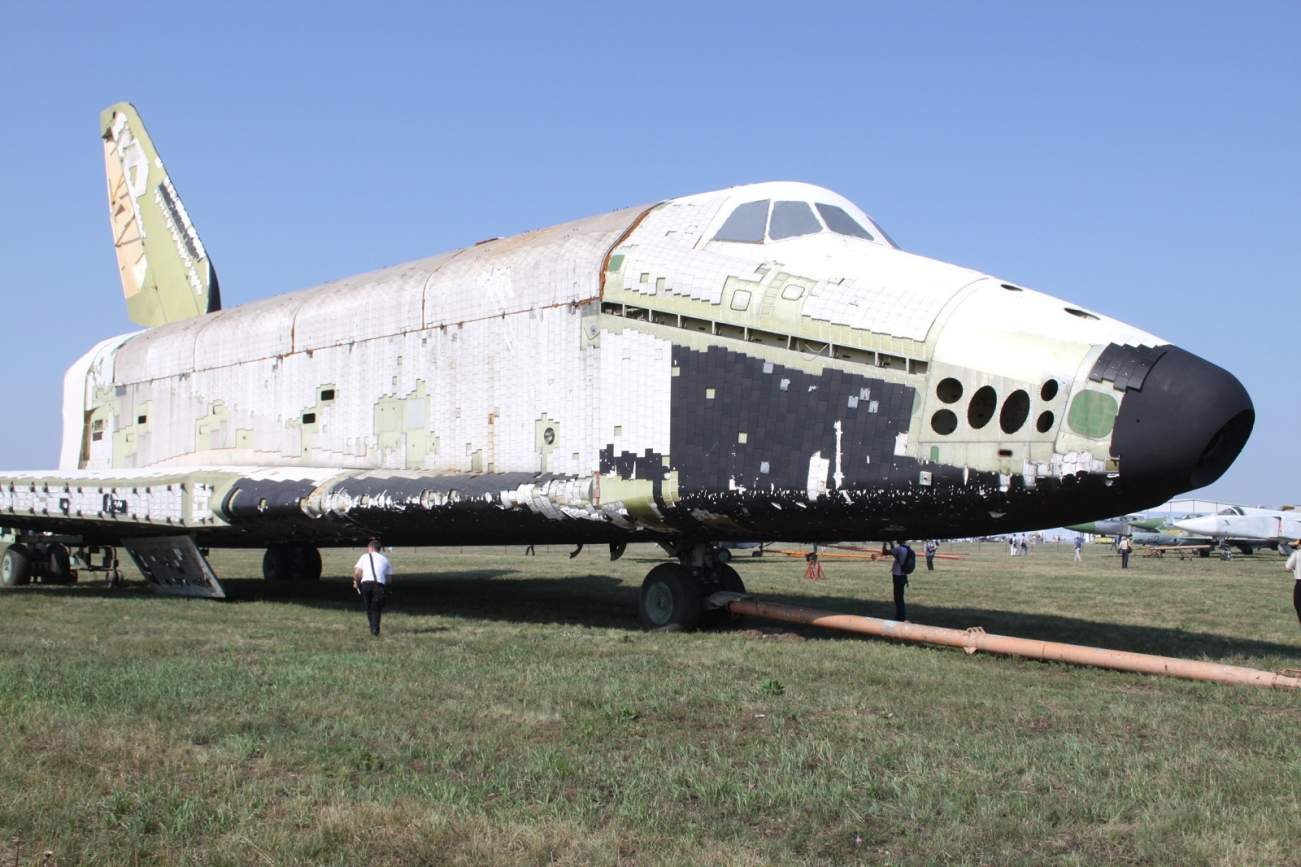 This Was Russia's Sad Attempt to Build a Space Shuttle