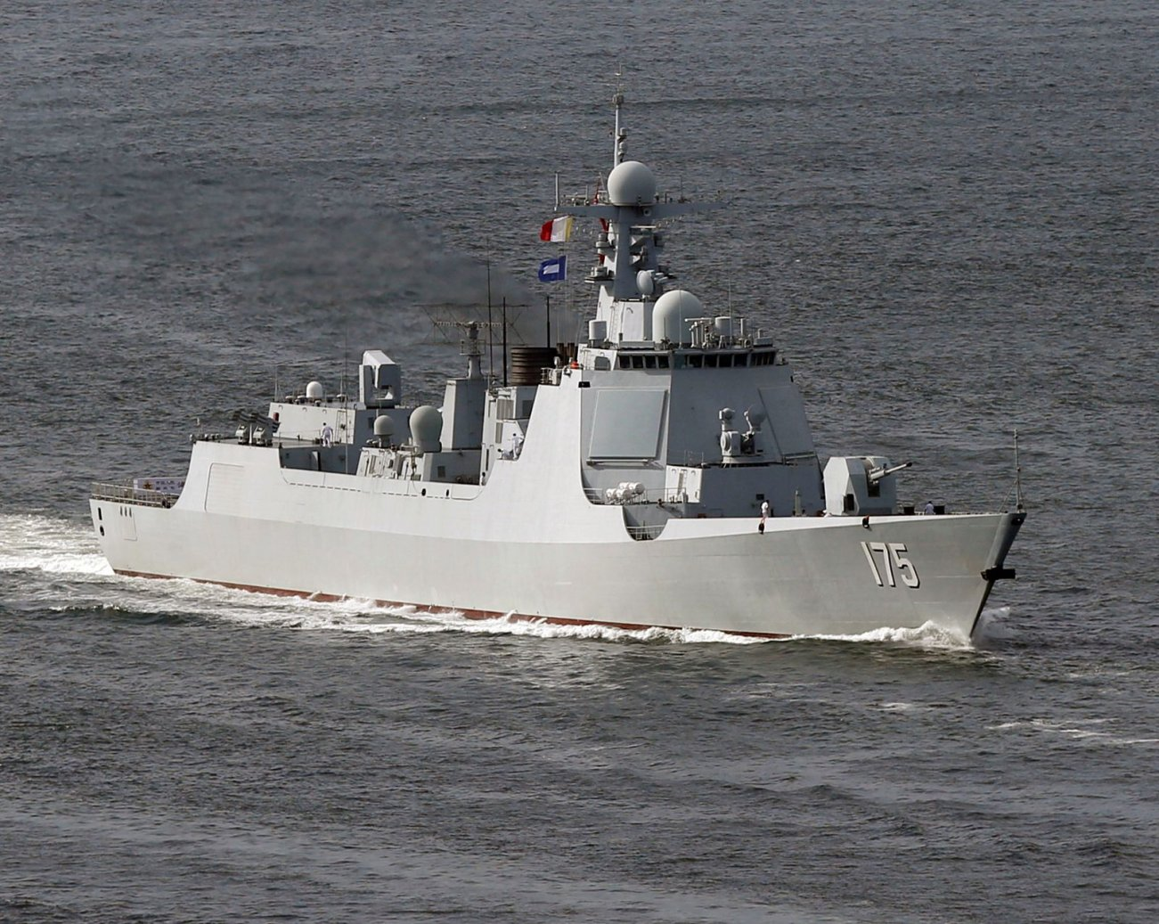 How to Tell How Powerful China's Navy Really Is
