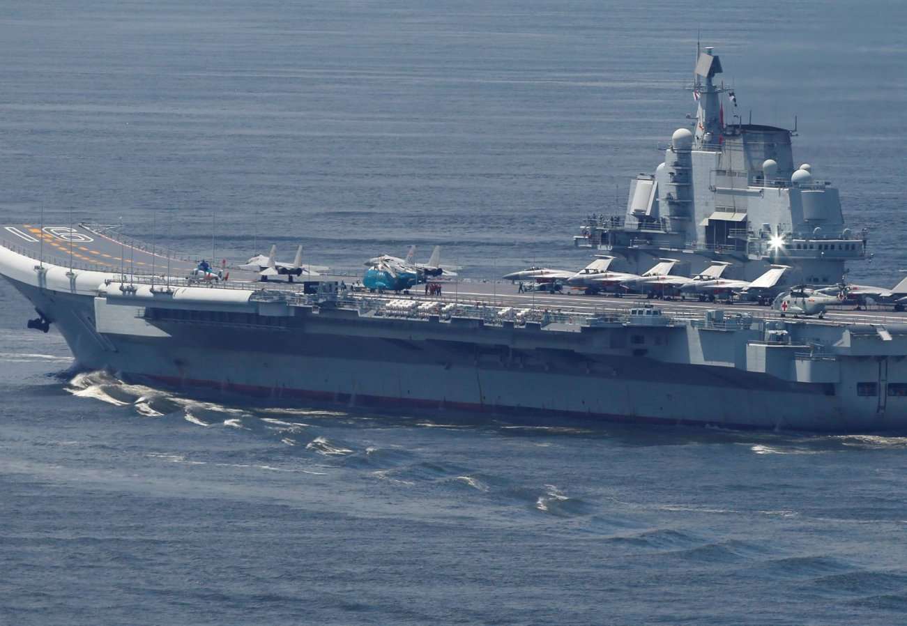 Just How Good Are China's Aircraft Carriers If They Had to Fight?
