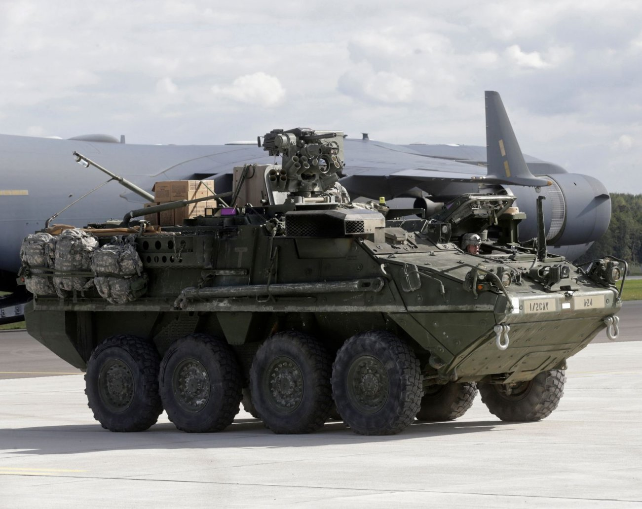 Could This New Arctic Vehicle Help America Deter Russia?