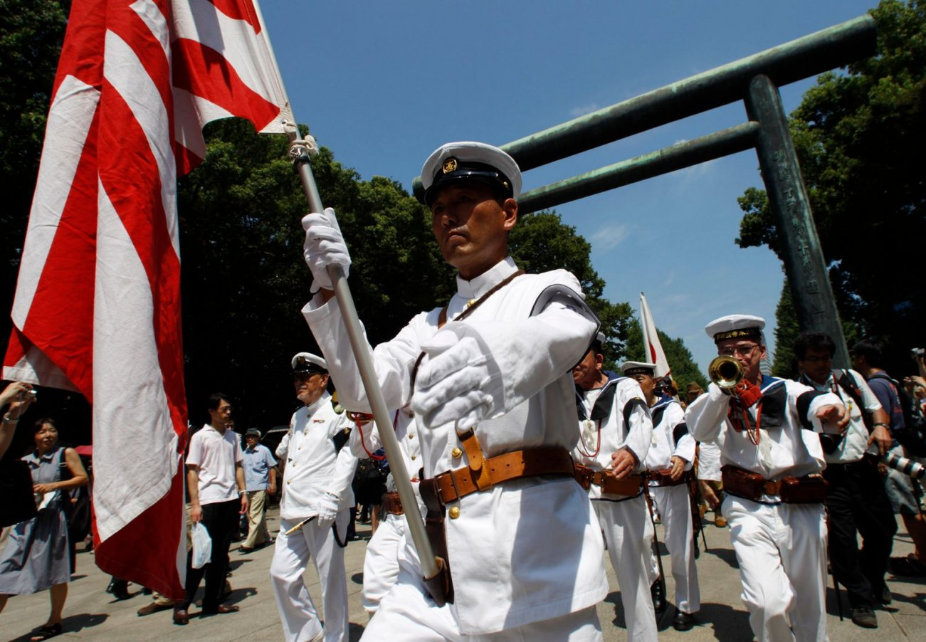 Why Imperial Japan Went to War With America Over Oil