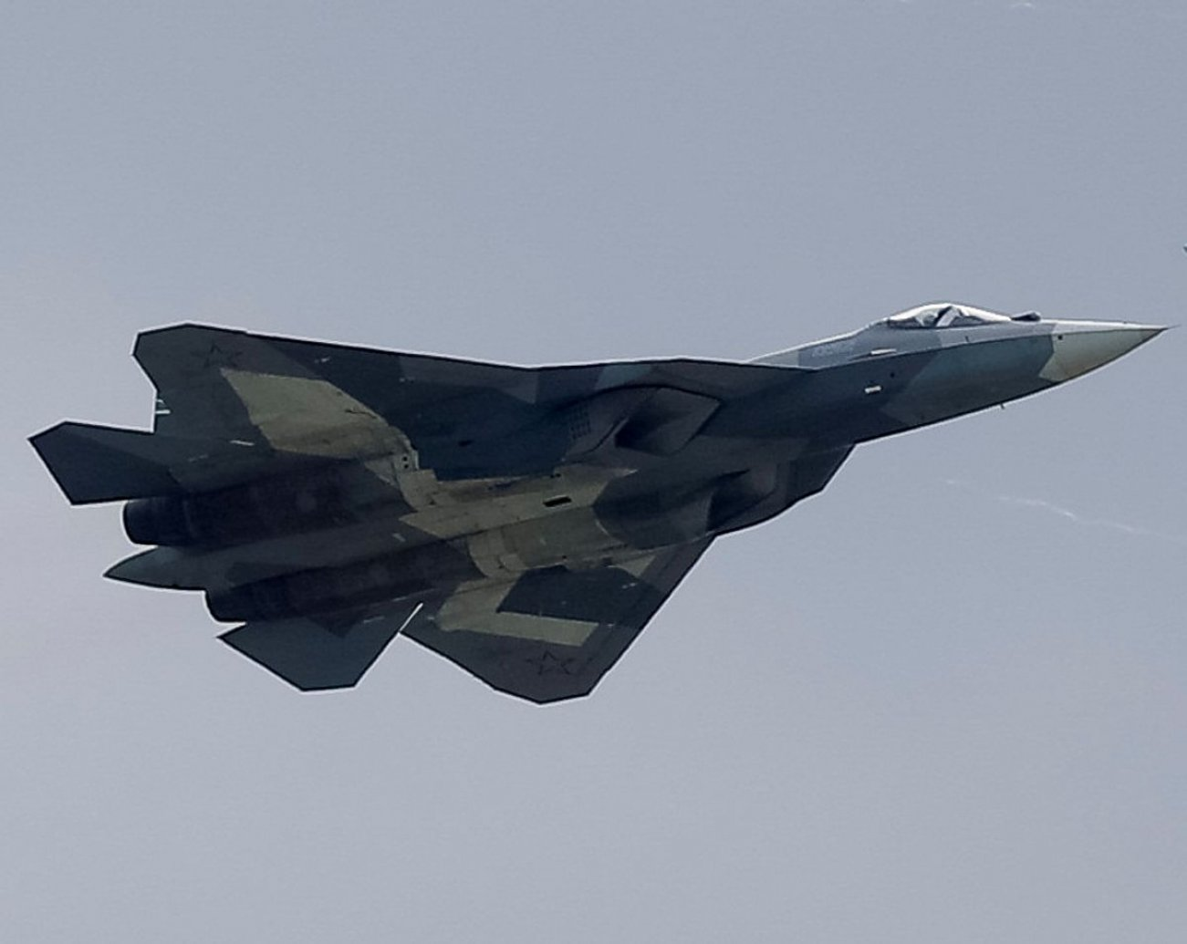 China Is Not Exactly in Love with Russia's Su-57 Stealth Fighter