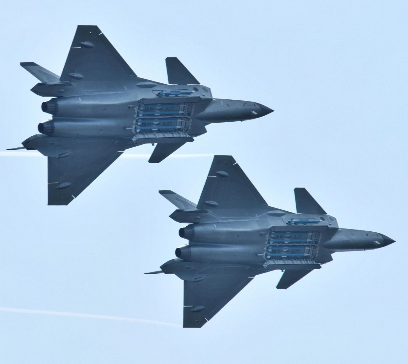 What if China's Stealth Fighter Can't Dogfight?