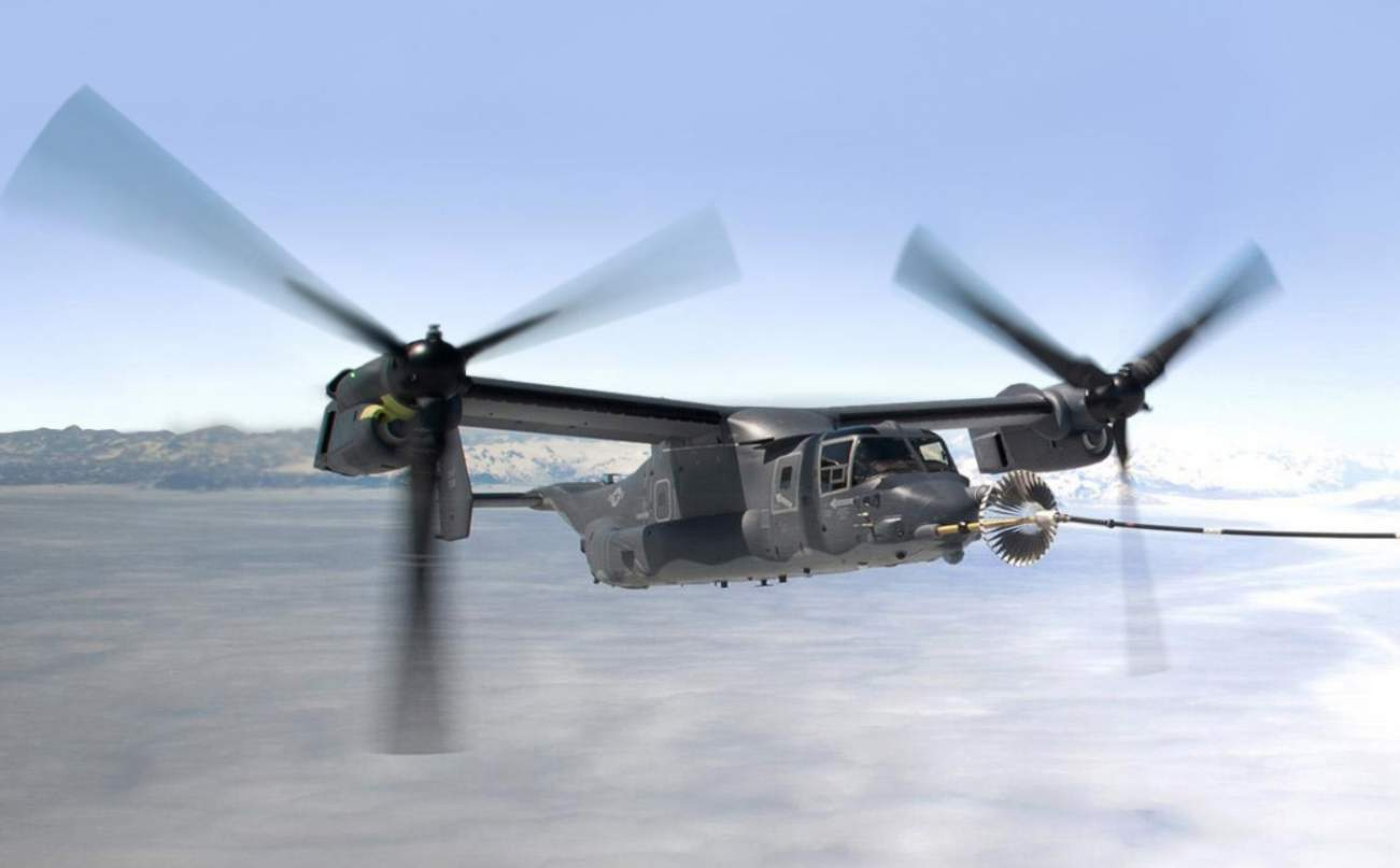 The Marine Corps Wants The MV-22 Osprey To Become A Fearsome Weapon Of War