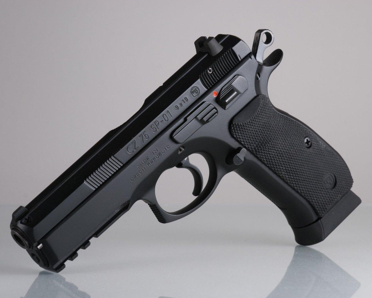 Why the Glock 17, CZ 75, and SiG Sauer P226 Dominate the Handgun Market