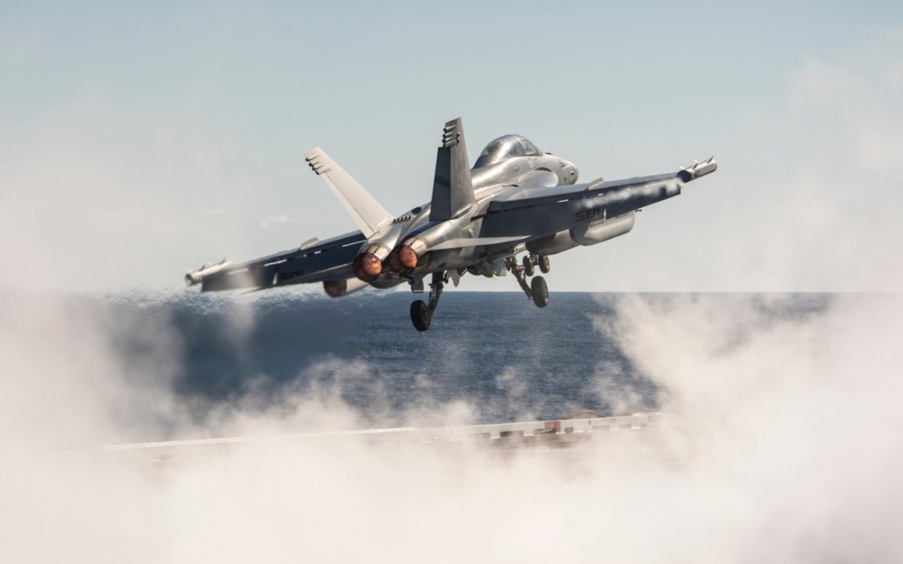 Question: Could America's Navy Embrace Smaller Aircraft Carriers?