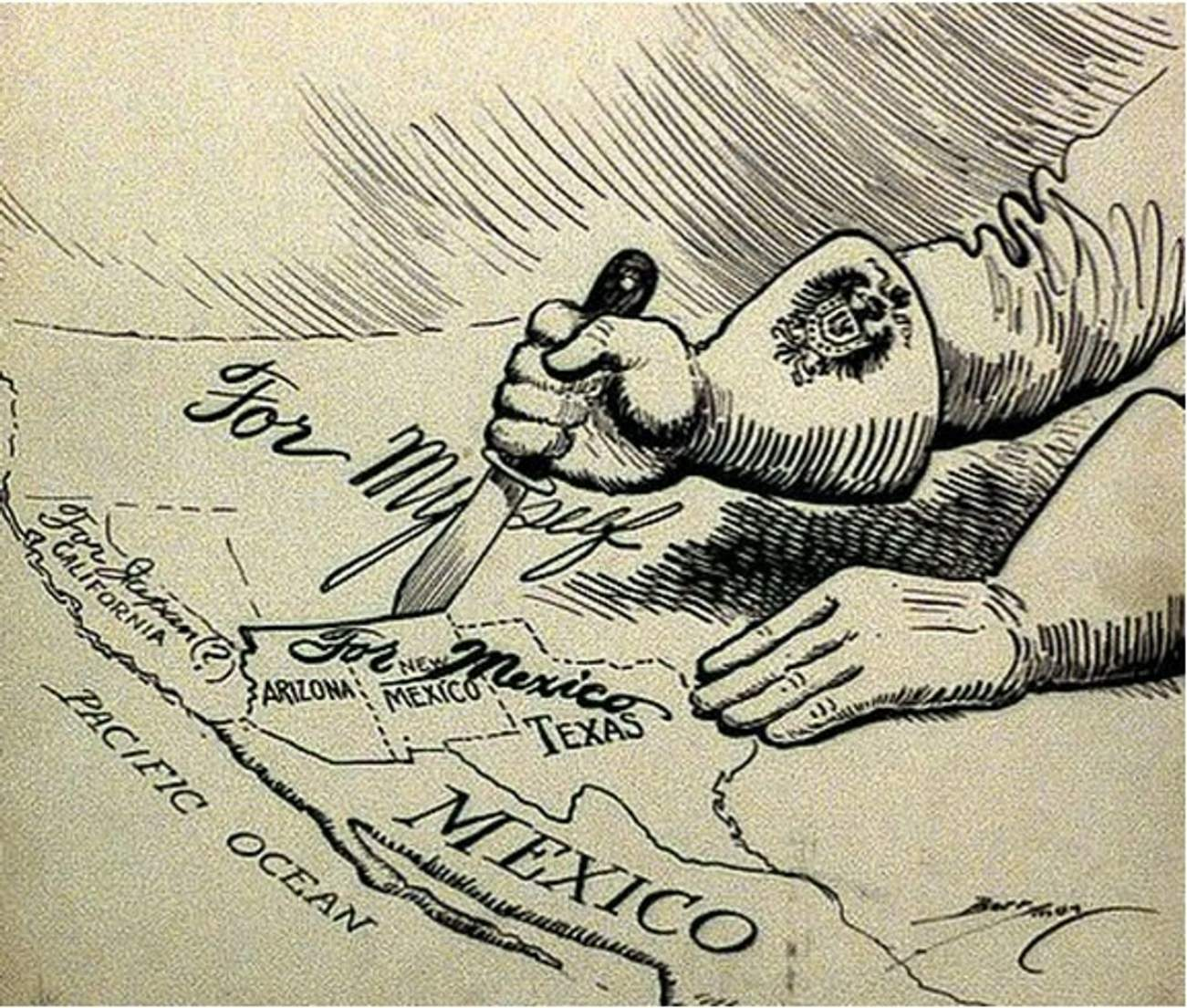 How America Could Have Lost World War I: A German-Mexican Alliance?