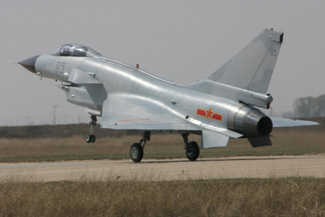 Why China Looked To Israel's Lavi Jet For Its J-10 'Vigorous Dragon'