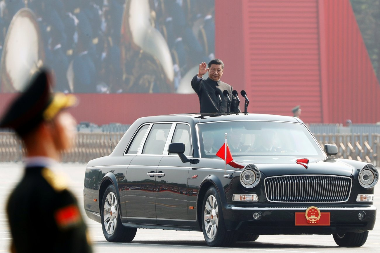 What World War II Teaches Us When It Comes to Standing Up to China