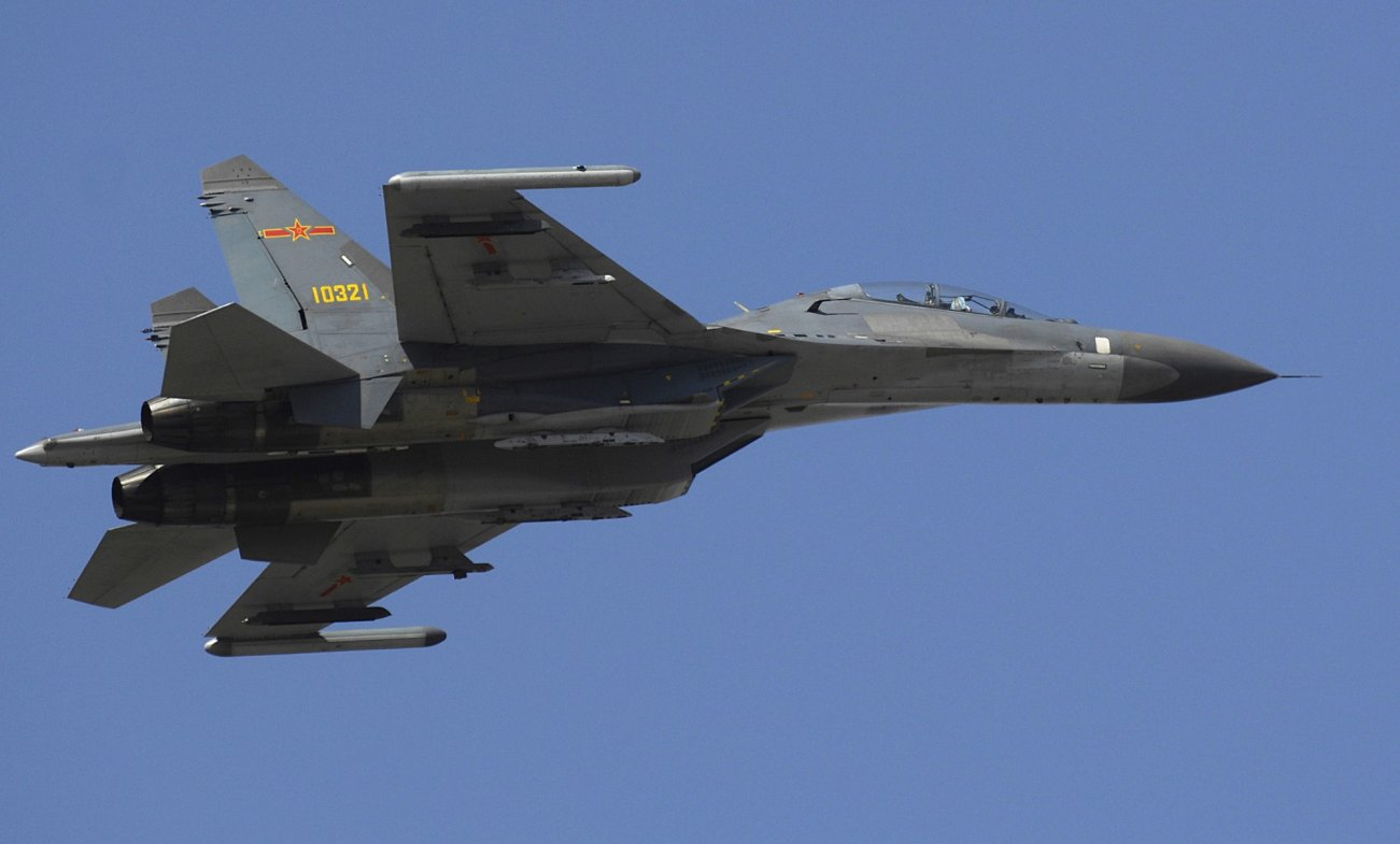 China's Stole This Fighter Design from Russia. Then the Problems Began.
