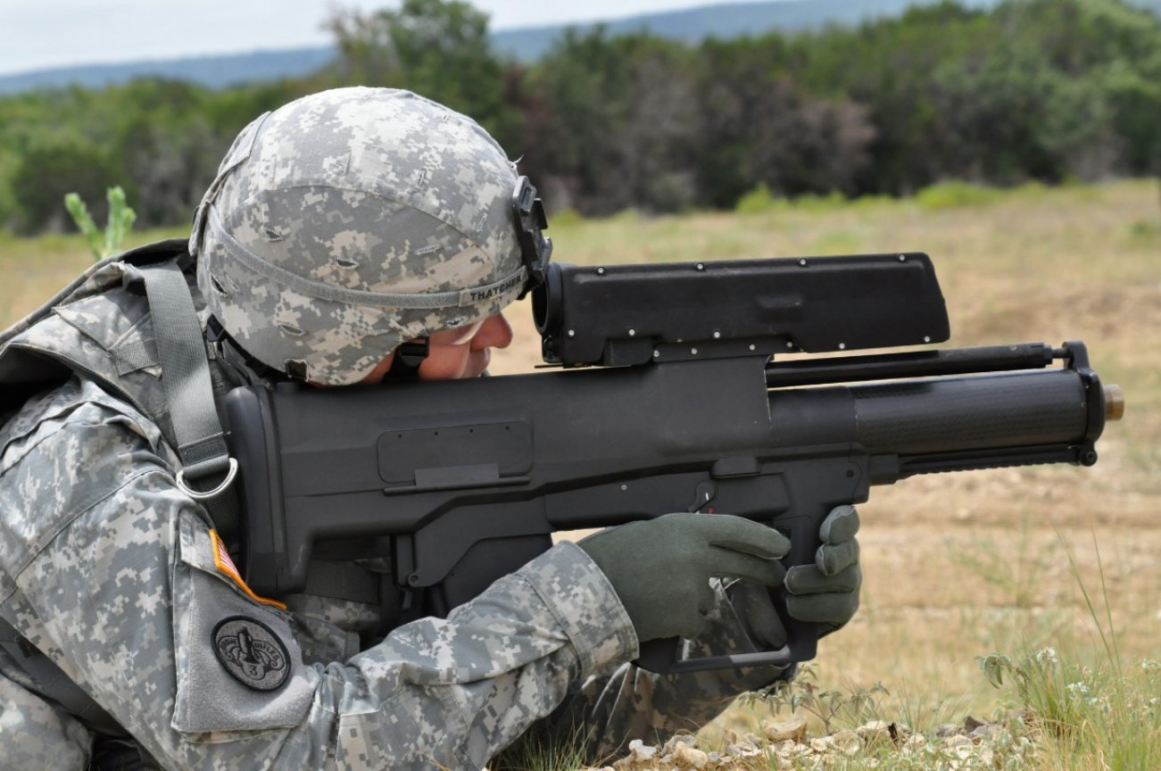 This Guns Is Nuts: Meet the XM25