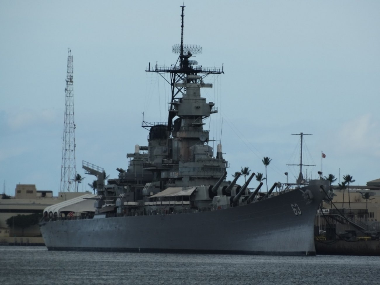 Why the Navy Wanted to Turn Battleships Into Nuclear 'Bombers'
