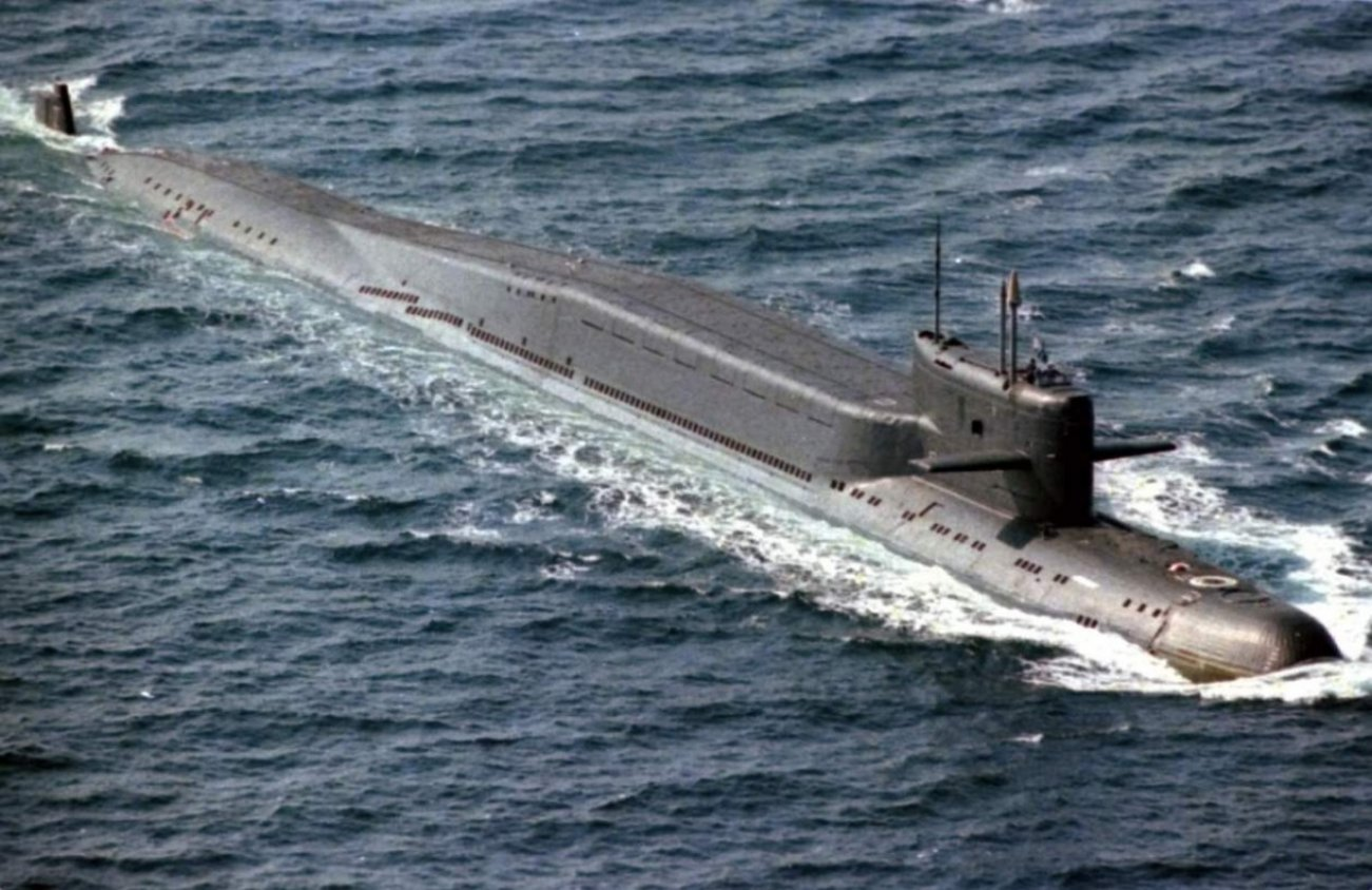 Russia's Delta IV Nuclear Missile Submarines Could Kill Billions