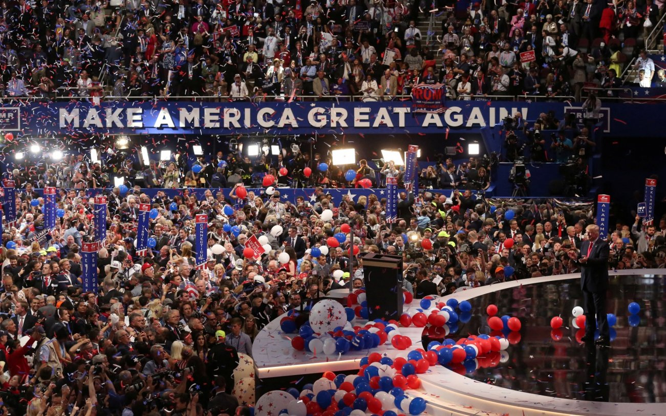 RIP, 2020 Presidential Conventions: Coronavirus Has Ended a National Political Tradition