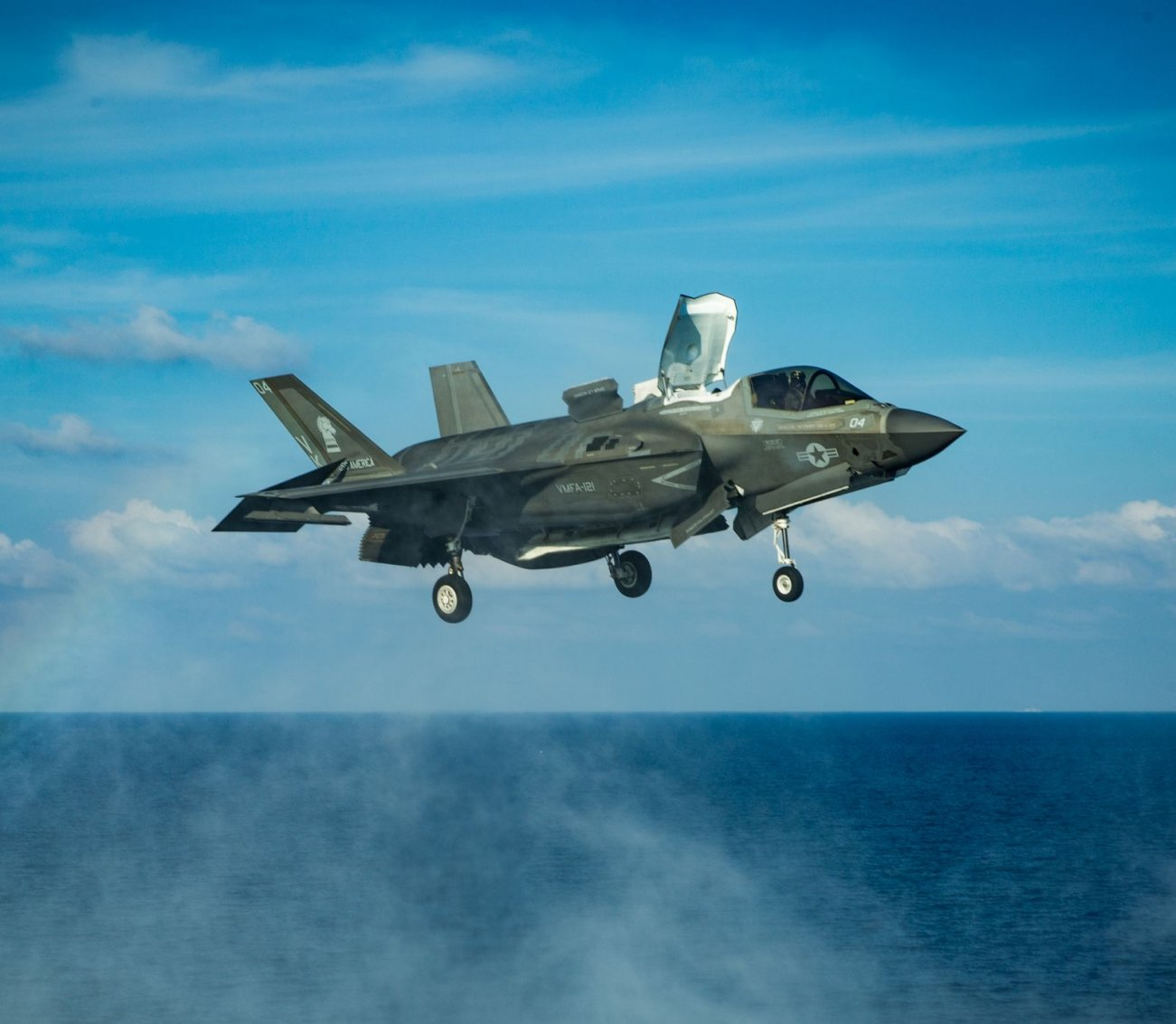 F-35B: How the U.S. Marines Are Embracing This Powerful Stealth Fighter