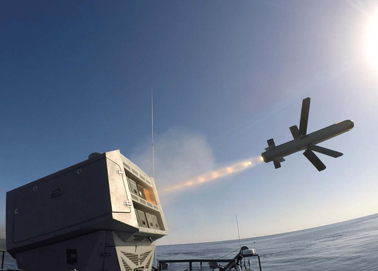 How Israel Could Destroy Drone Swarms at Sea