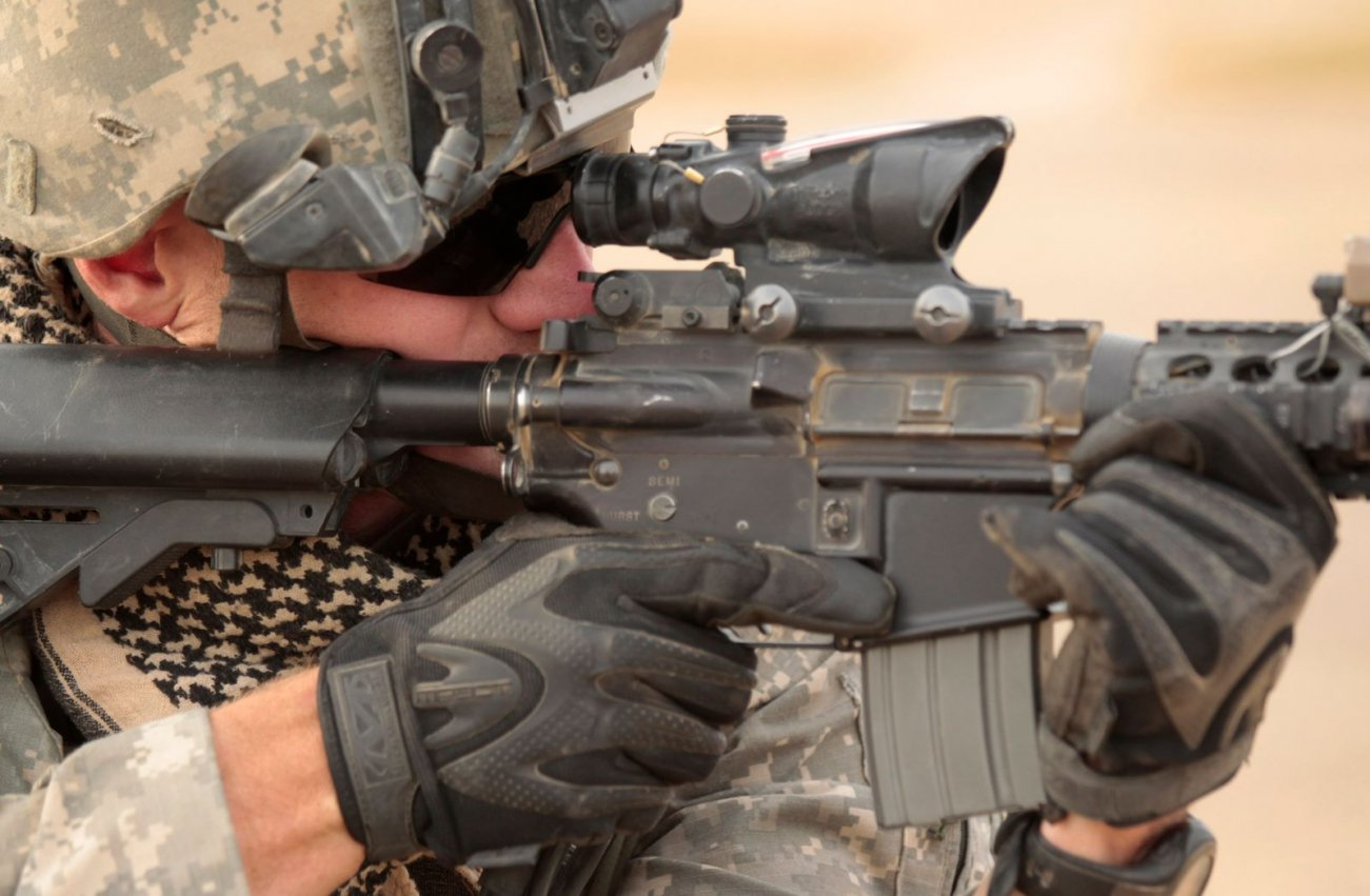The U.S. Army Wants to Know Where Enemy Bullets Are Coming From