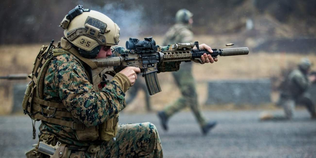 Fear Them: Why the U.S. Marines Will Totally Kill You in a War