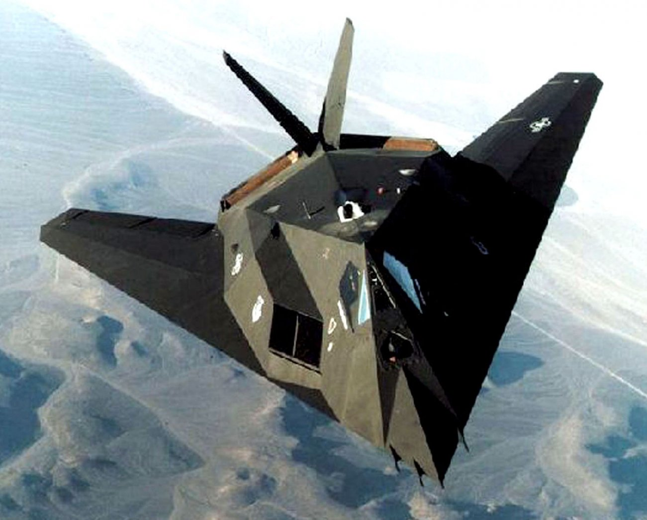 Are the F-117 Nighthawk Stealth Fighters Really Retired?