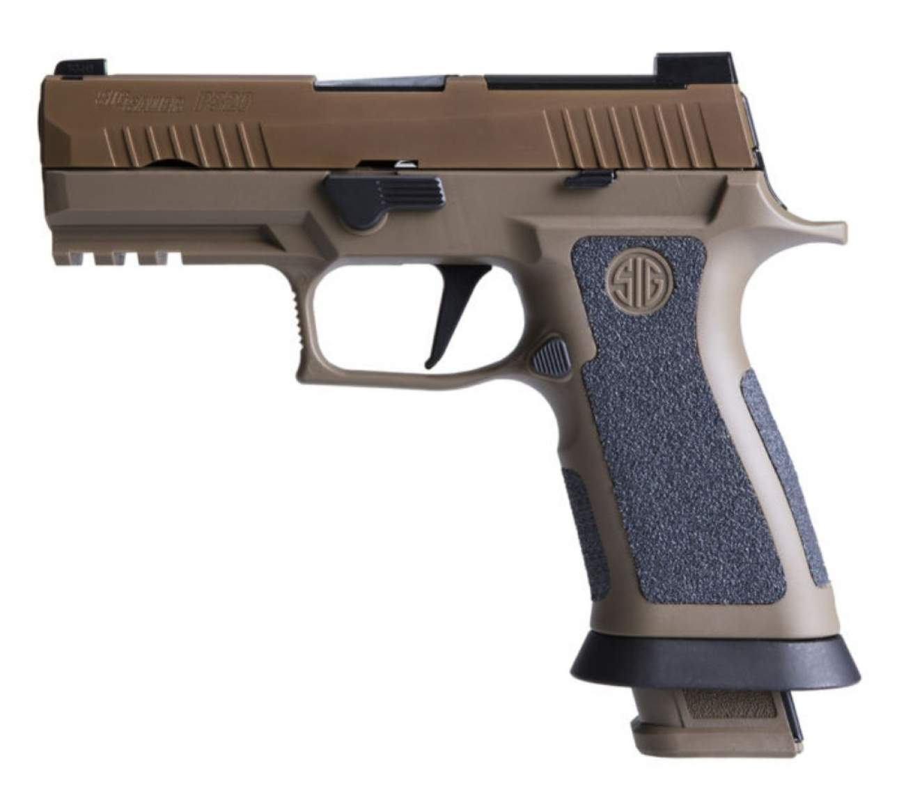 The U.S. Army Can't Get Enough Of Sig Sauer's P-320 X-Carry Pistol