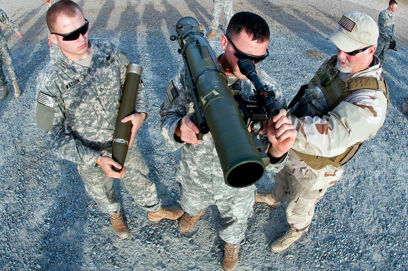 The Army Is Testing a Devastating New Weapon: A Super 'Bazooka'