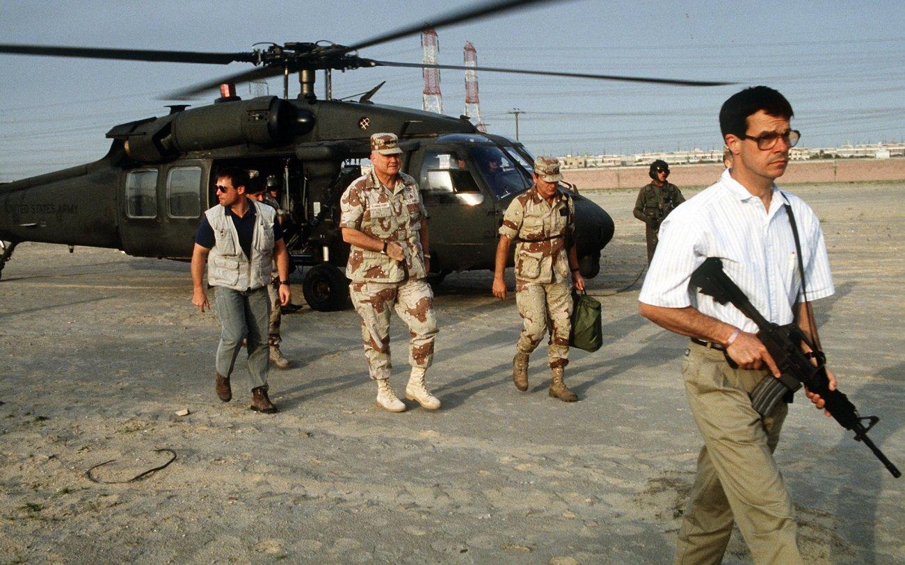 Why the 1991 Gulf War Struck Fear in China
