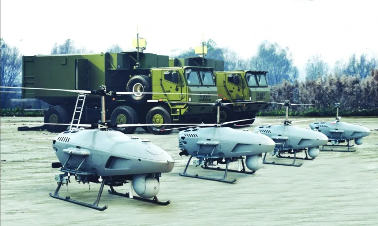 What Will China Do With Its New Golden Eagle Drone?