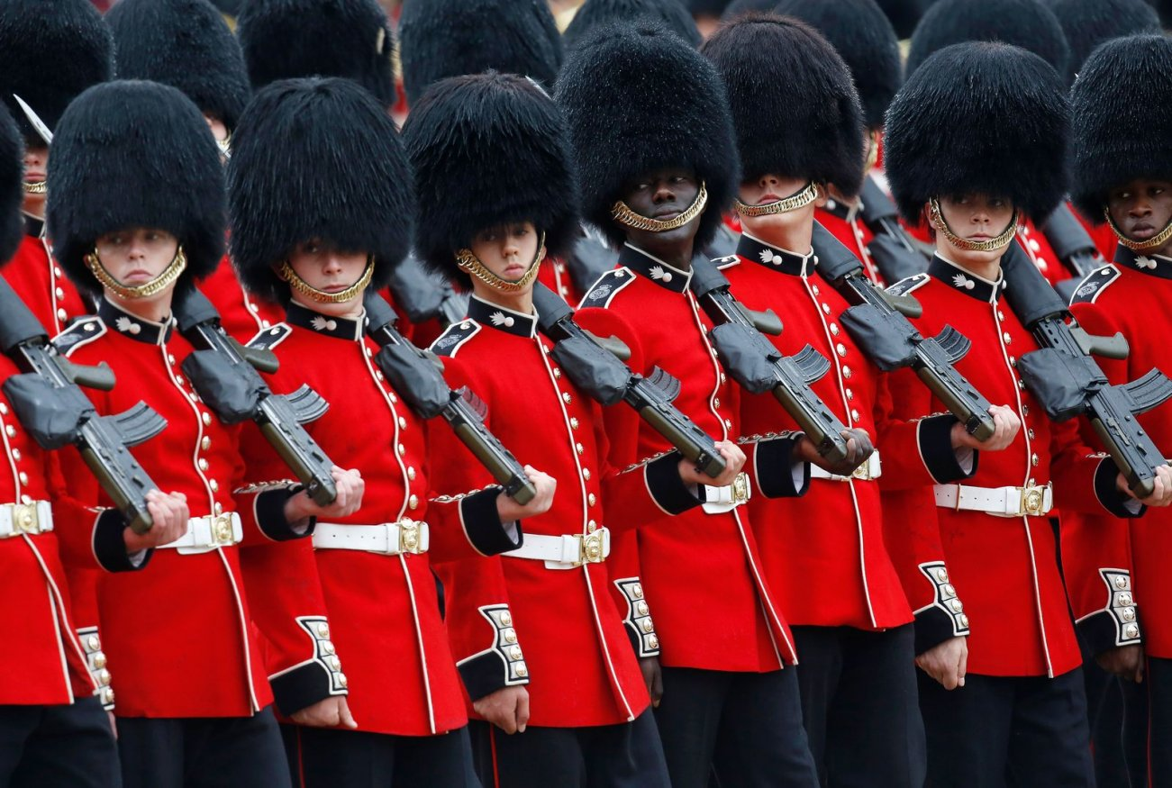 The United Kingdom Reasserts Itself As a Military Power
