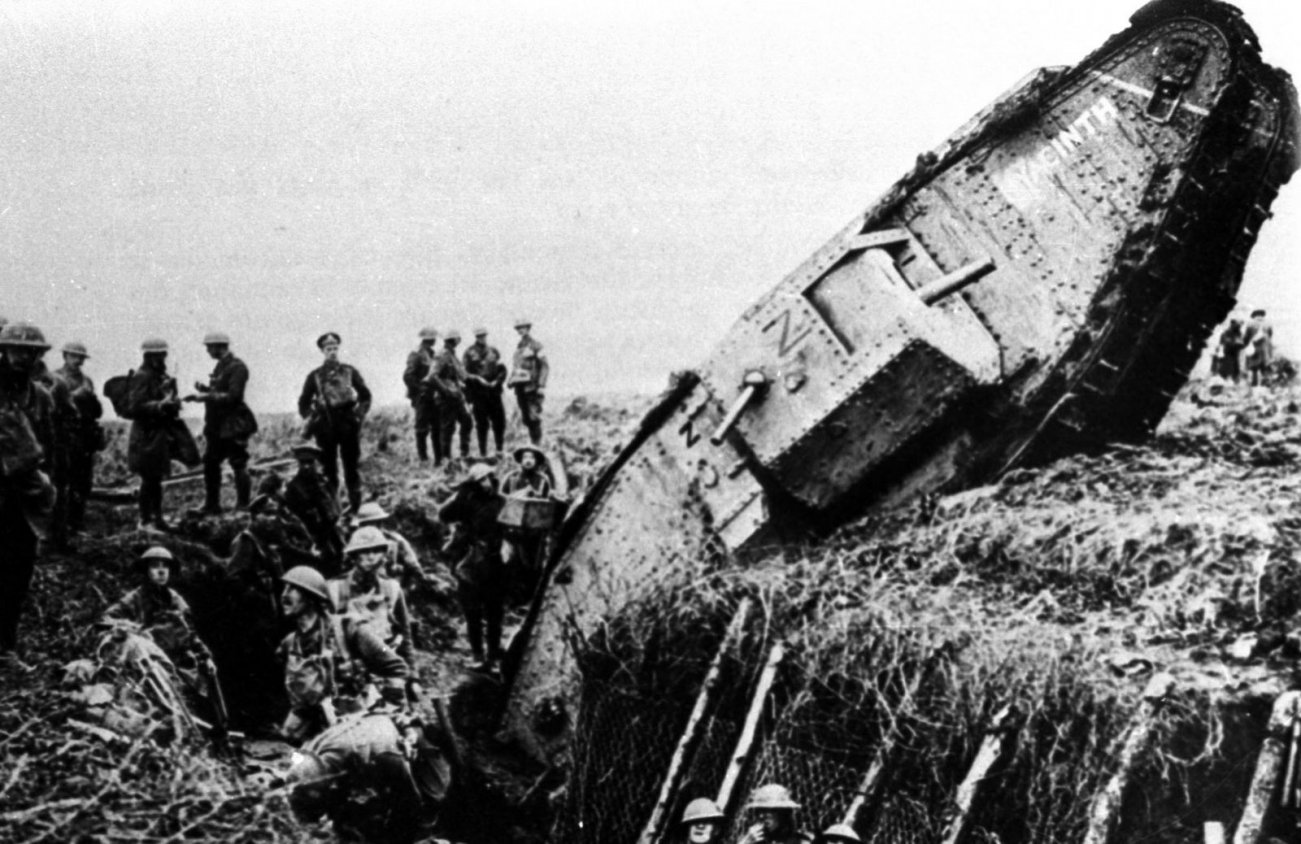 Not Over: How World War I Really Lasted Beyond 1918