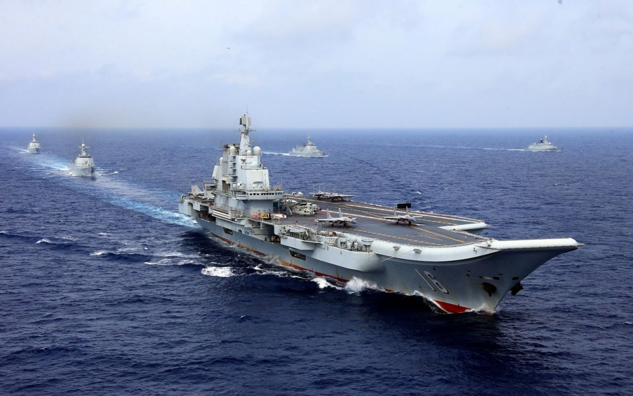 China's First Homemade Aircraft Carrier Is Nearly Ready for War