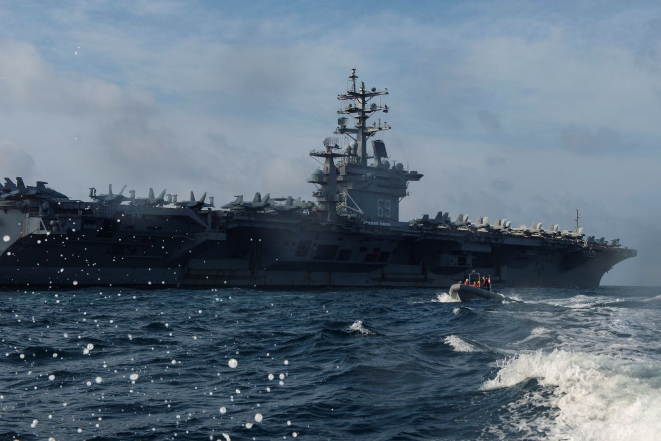 All Hands on Deck: This Is How Iran Might Try to Sink a Carrier