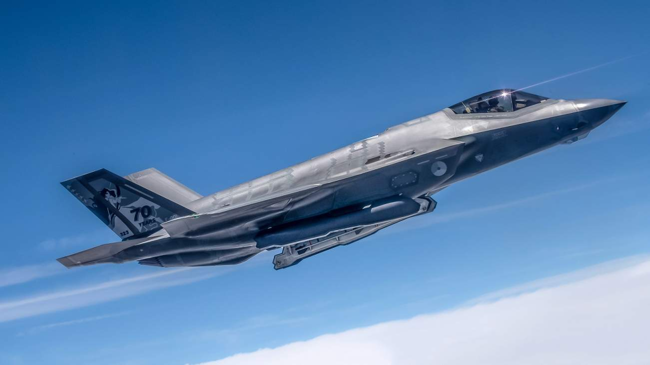 How F-35s, Submarines and Warships Could All Share Target Information (And Win Wars)