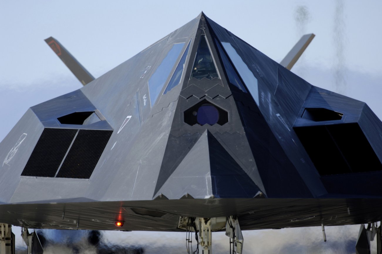 Why Is the Old F-117 Stealth Fighter Still Flying?